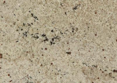 Kahmir White - Oberfläche poliert