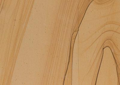 New Sandstone - Oberfläche geschliffen